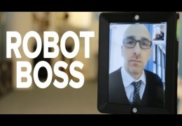 Meet Robot Boss, Your Worst Office Nightmare