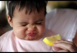 Babies Eating Lemons for First Time Compilation 2013