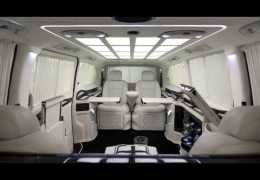 KLASSEN Car Design Technology ® | VIano | VIP Limousin Business luxus Van | Business Luxury Vans