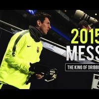 Lionel Messi - The King of Dribbling | 2015 HD