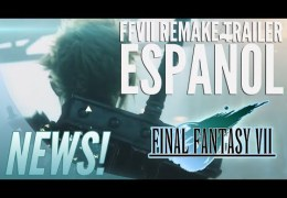 FiNAL FANTASY VII Remake PS4 – Trailer Oficial E3 2015 [ESPAÑOL]
