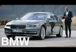 The all-new BMW 7 Series. All you need to know