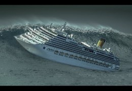 10 TOP SHIPS IN STORM INCREDIBLE VIDEO