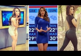 Hottest Weather Girl EVER!