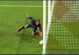 TOP 5 – Saves of the Year 2015