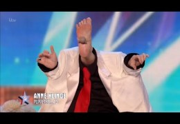 Anne Klinge – Britain's Got Talent 2016 Audition week 5