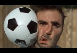 Football vs Face 1000x Slower – The Slow Mo Guys