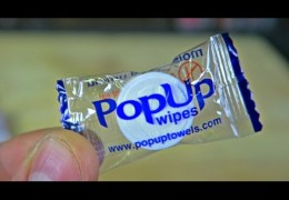 What is PopUp Towels?