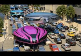 Futuristic Gyroscopic Transportation By Dahir Insaat