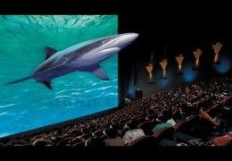 New Technology 7D hologram Show in Dubai, Poland and Japan