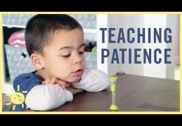 3 Ways to Teach Kids PATIENCE!