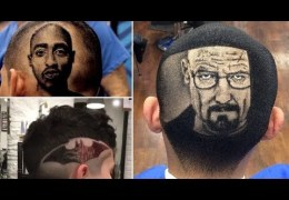 Amazing Barber Skills Compilation
