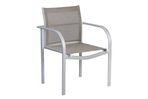 Curv 71110SL Sling Stacking Dining Chair