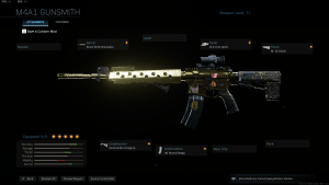 Best M4A1 Long range Loadout
