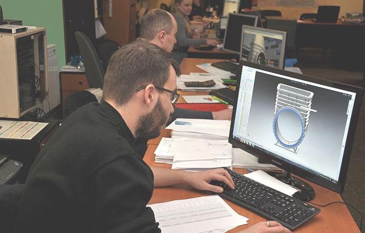 Cоздание индивидуальных проектных решений от завода Адмирал