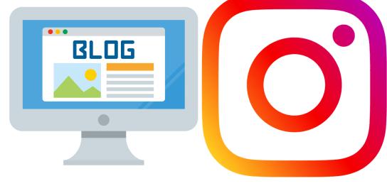 ブログとインスタの連携