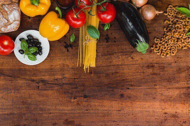 reduce stress eat healthy