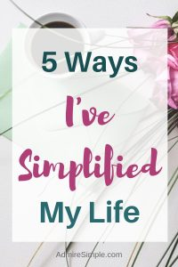 How to simplify your life as a mom? Follow these tips will help you to reduce stress, save time and money. Be a minimalist mom.