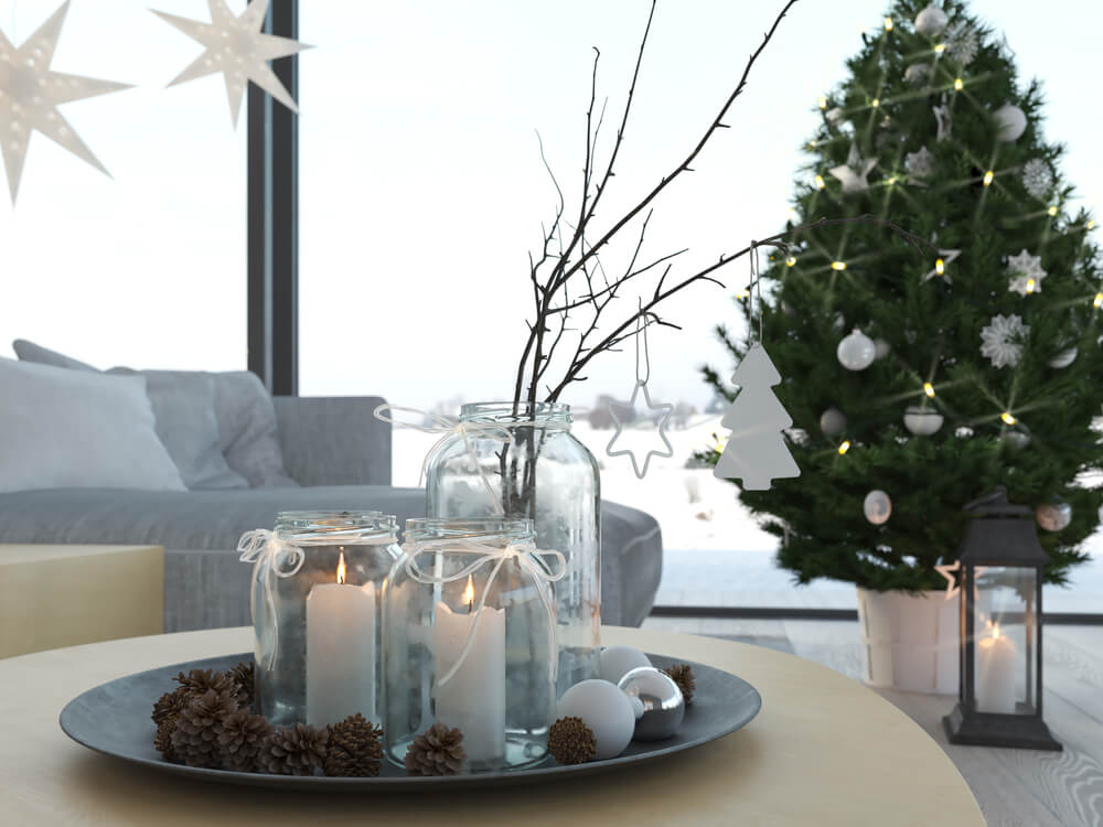 DIY Scandinavian Christmas Decorations