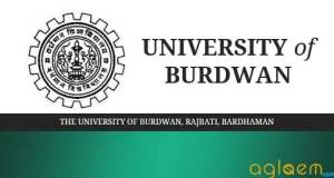 University of Burdwan Bardhaman University