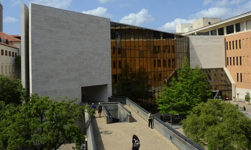 McCombs School Of Business MBA