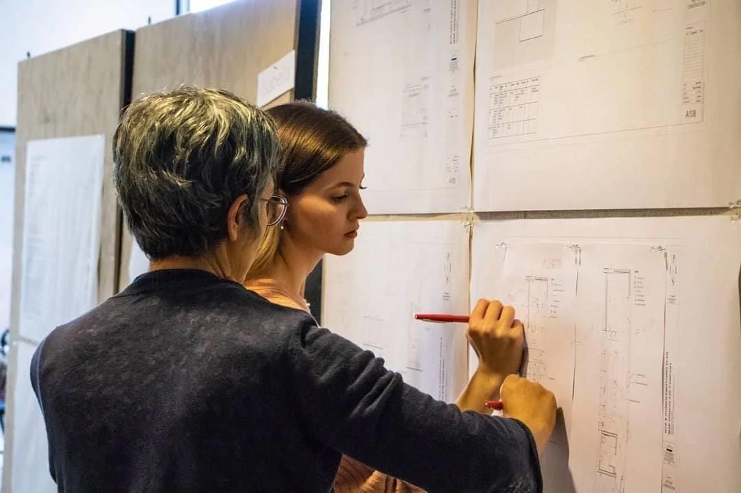 Interior Architecture Admissions