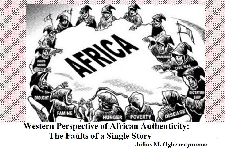 Western Perspective of African Authenticity
