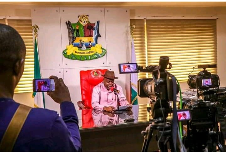 Bayelsa Records First Case of Covid-19: Diri Appeals for Strict Adherence to Established Preventive Protocols