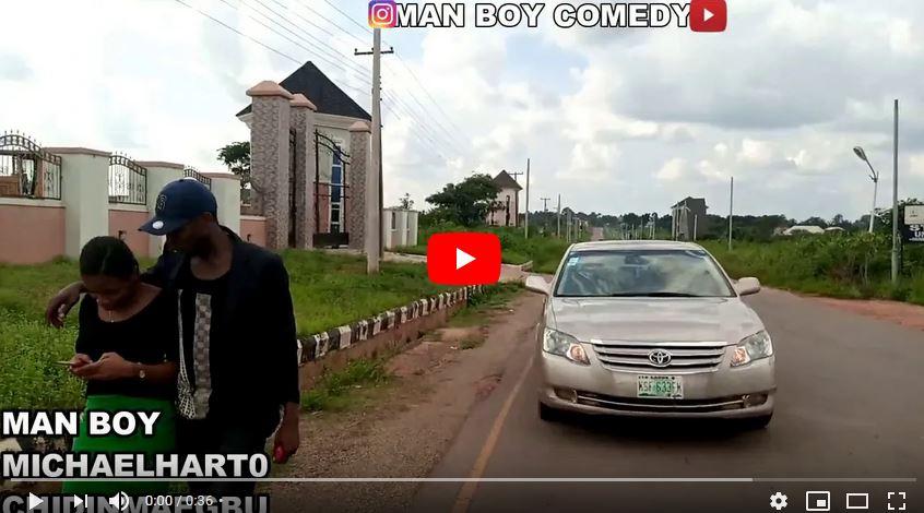 Best Comedy Skit Of The Year By NDU's Philip Egbu