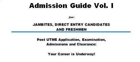 Get 'Admission Guide' Here
