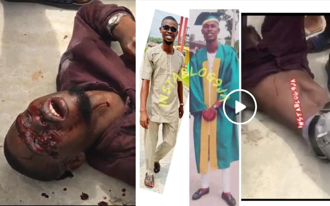 Why NDU 200 Level Marketing Student, James was Shot Dead – Video