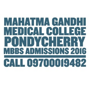 Mahatma Gandhi Medical College Mbbs Admissions 2017