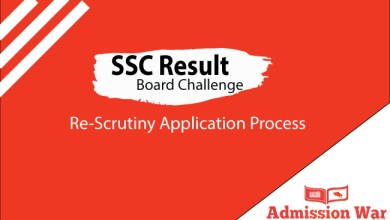 Photo of SSC Result Board Challenge 2020। Re-Scrutiny Application