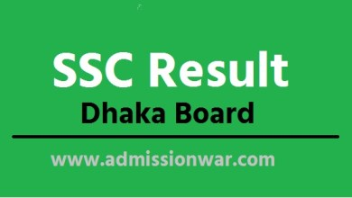 Photo of Dhaka Board SSC Result 2020 | With Full Marksheet