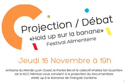 Projection / Débat – 16 novembre FESTIVAL ALIMENTERRE