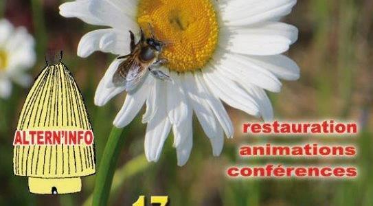 Foire au miel et produits bio le 17 et 18 mars