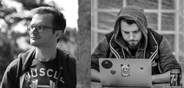 Decrunch: Grzegorz Murdzek i Kuba Winnicki