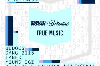 Boiler Room x Ballantine's True Music
