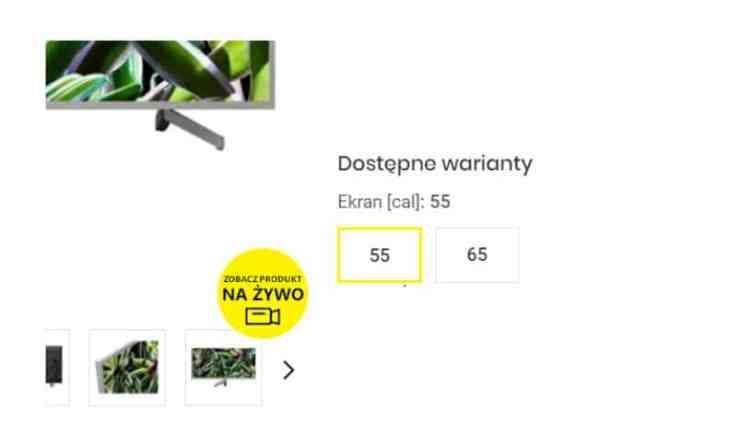 Video w e-commerce