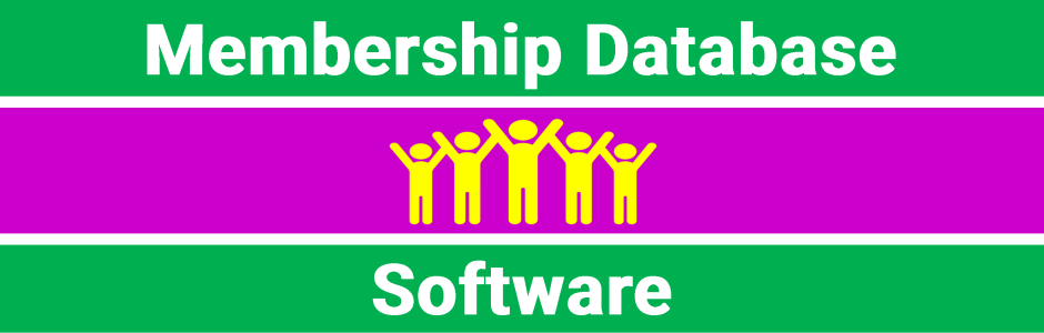 Membership Database Software