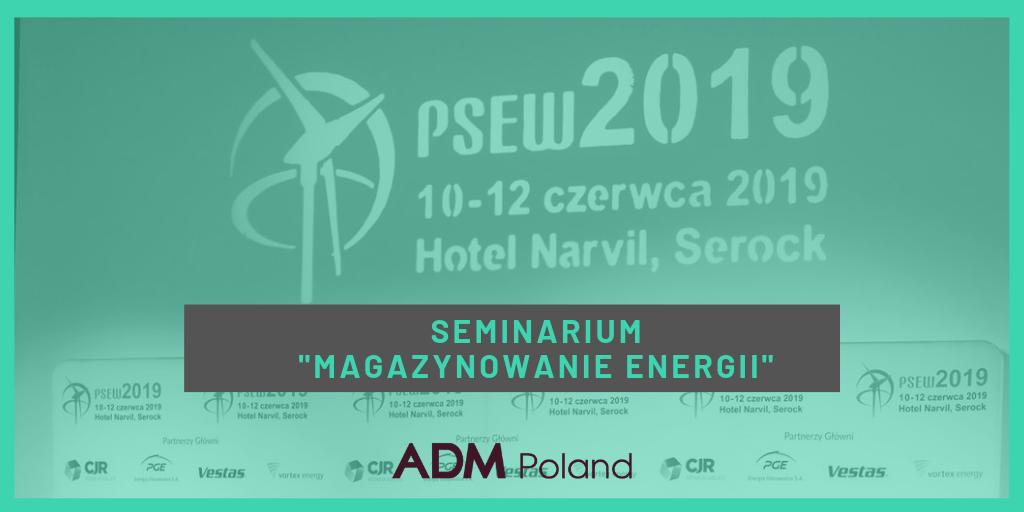 Relacja z Seminarium podczas PSEW 2019