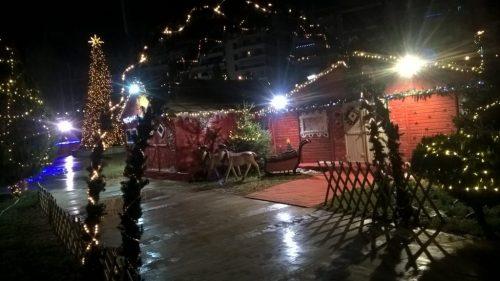 Santas park