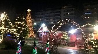 Χριστούγεννα στον Δήμο Πειραιά