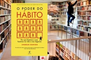 Biblioteca em casa, O poder do hábito.