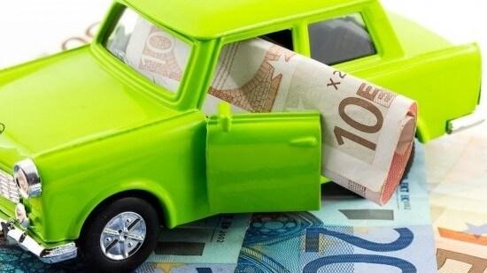 Forfaitaire methode voor correctie privégebruik van auto's van de zaak.