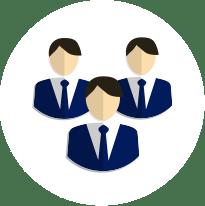 חברות מסחריות וארגונים במגזר השלישי