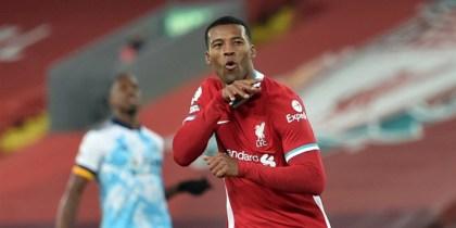 Liverpool overtakes Wolves to Wijnaldum Gem