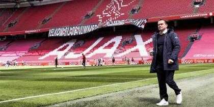 Ajax has no membership possibility at Gravenberch