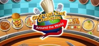 Gourmet Chef Challenge: Around the World