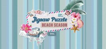 Jigsaw Puzzle: Beach Season